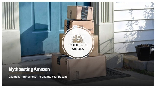 Mythbusting Amazon 1 Changing Your Mindset To Change Your Results