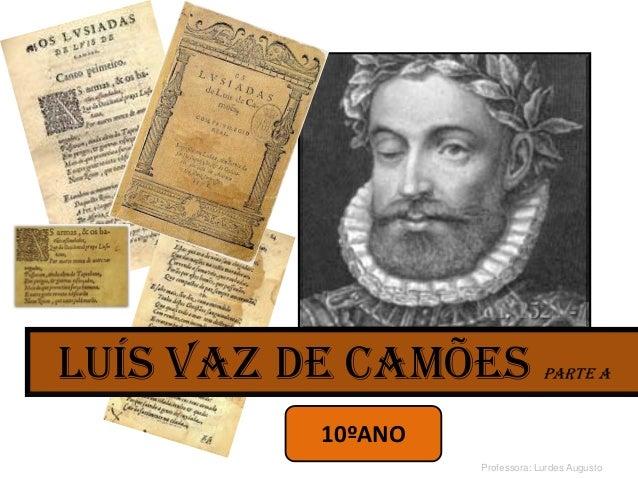 10ºano Luis De Camoes Parte A