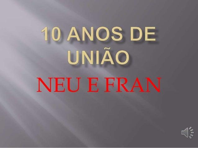 NEU E FRAN