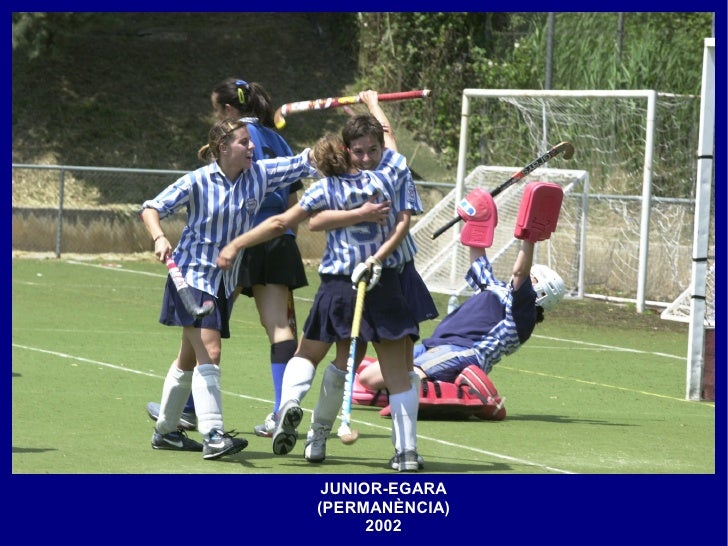 JUNIOR-EGARA (PERMANÈNCIA)       2002