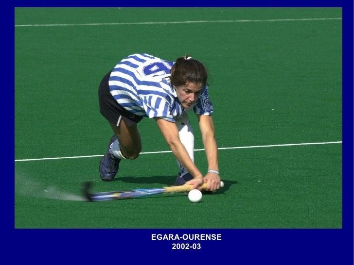 EGARA-OURENSE     2002-03