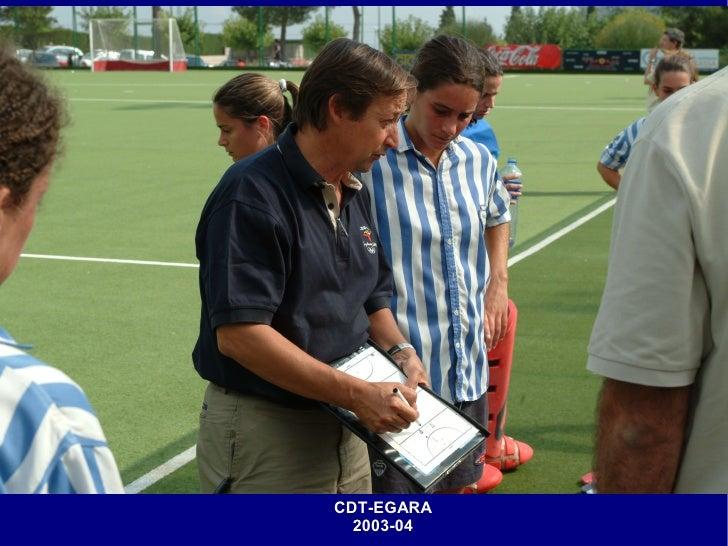 CDT-EGARA   2003-04
