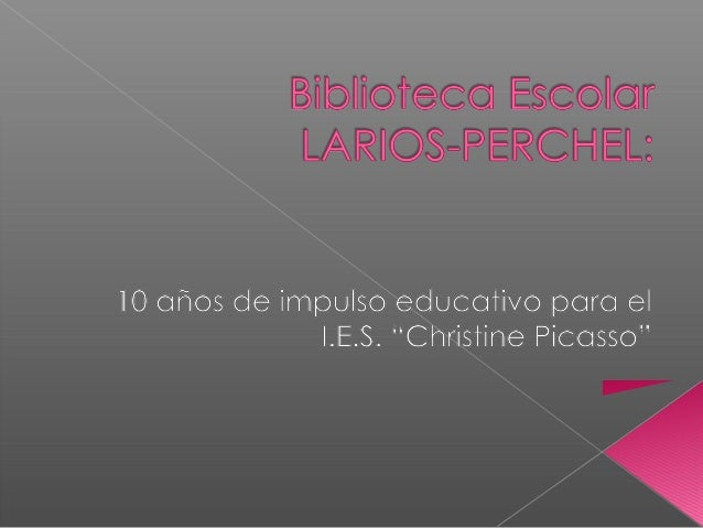 Actividades de estudio, consulta de libros y obras de referencia, préstamo de fondos, Internet.