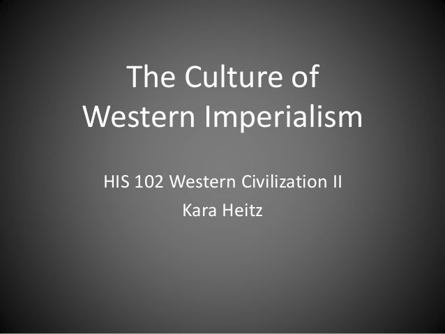 culture and imperialism In culture and imperialism american professor and lecturer edward w said addresses the obscure and hitherto overlooked subject of the culture of the empire more specifically, said connects the previously dotted lines of culture, literature and the intelligentsia with colonization and subsequently racism.