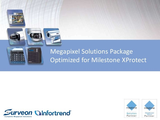 Surveon Certified Recording Solutions Optimised for