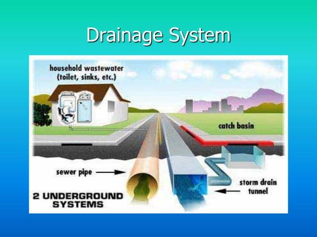Sanitary Drainage
