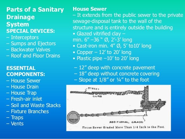 Traps– Traps catches water after each discharge from afixture so as not to allow unpleasant ad obnoxiousgases in a sanitar...