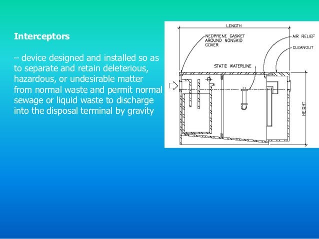 Evaporation of the trap       Wind effectsseal is a phenomenon of       – Wind of high velocitynature.                    ...