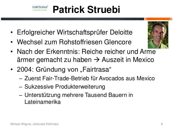 Patrick Struebi• Erfolgreicher Wirtschaftsprüfer Deloitte• Wechsel zum Rohstoffriesen Glencore• Nach der Erkenntnis: Reich...