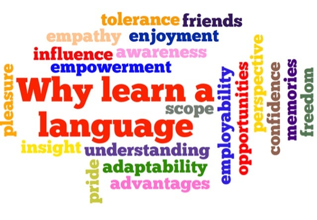 The benefits of learning a foreign language essay