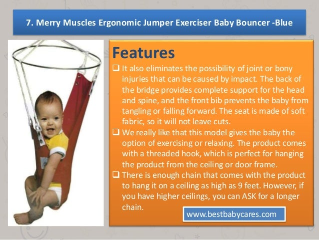 508d4fe9c Top 10 Best Baby Jumpers Review   Guide in 2017