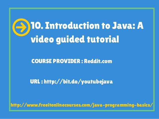 Java Reddit