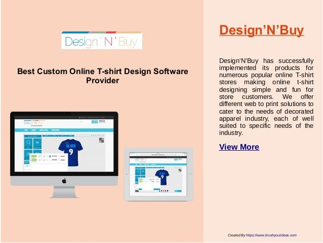 8 Best Custom Online T Shirt Design Software