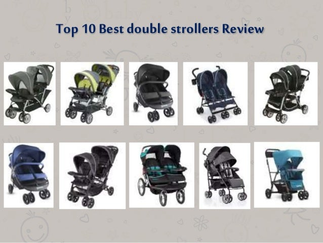 top 10 best double stroller reviews 2017 best baby cares best review guide 3 638