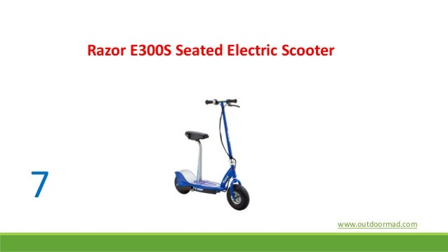 10 Best Electric Scooter Review