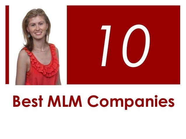 10 Best MLM Companies