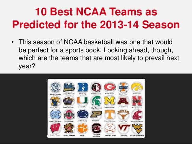 Preseason NCAA Basketball 2013 - 2014 Rankings: Top 10