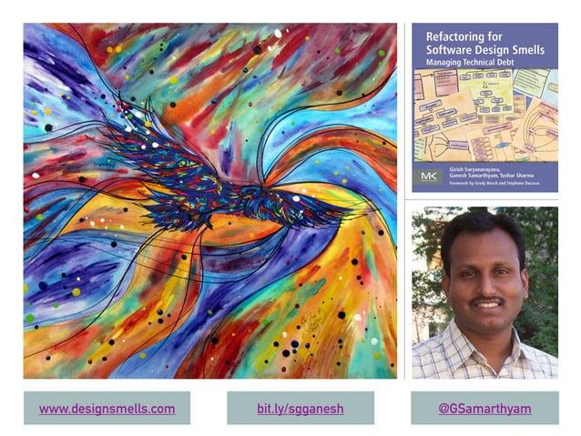 www.designsmells.com bit.ly/sgganesh @GSamarthyam