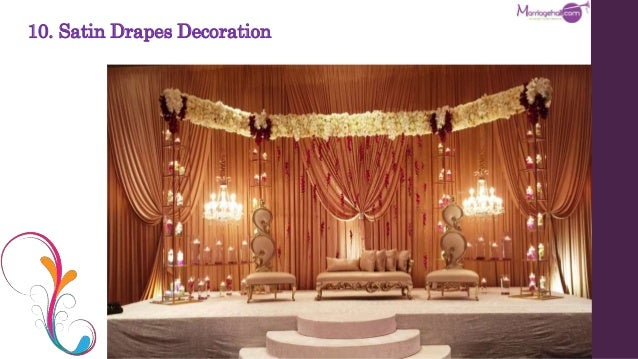 10 Best Stage Decoration Ideas For Indian Wedding