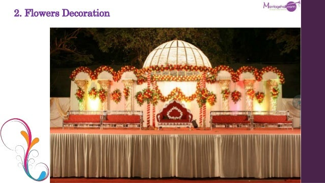 10 best stage decoration ideas for indian wedding flowers decoration 4 junglespirit Gallery
