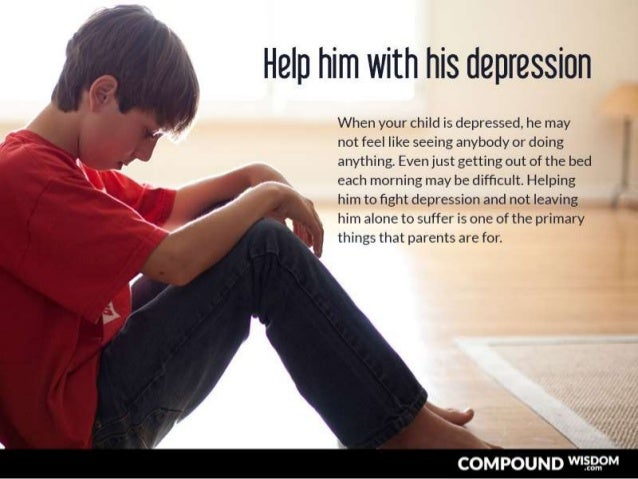 The Best Way To Fight With Teenager >> 10 Best Ways To Help Fight Teenage Depression