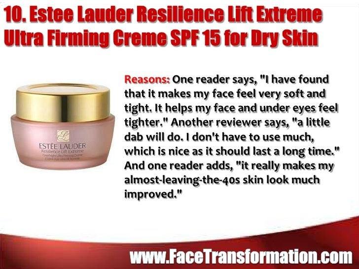 product Facial firming