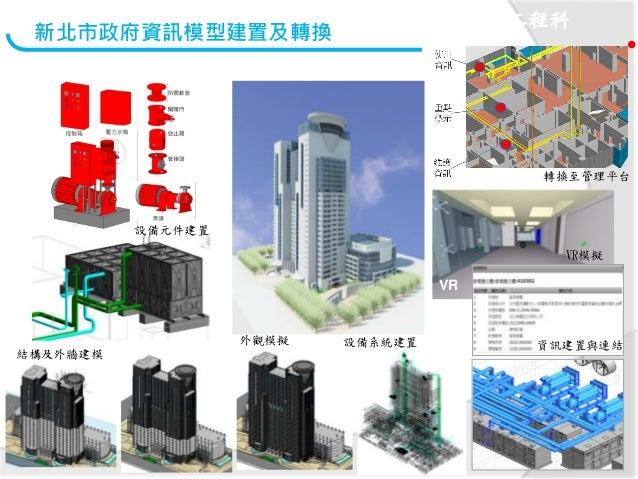  建築與機電MEP數位空間管理圖台 34