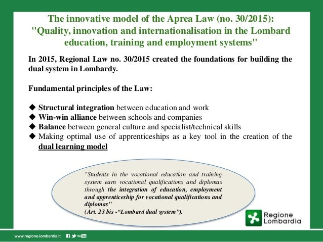 Developing quality in the new apprenticeship for vocational qualifica…