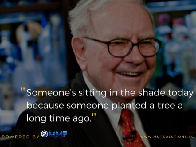 """""""Someone's sitting in the shade today because someone planted a tree a long time ago. """"  F,  W m  PO W E R E D B Y @L*w1.L..."""