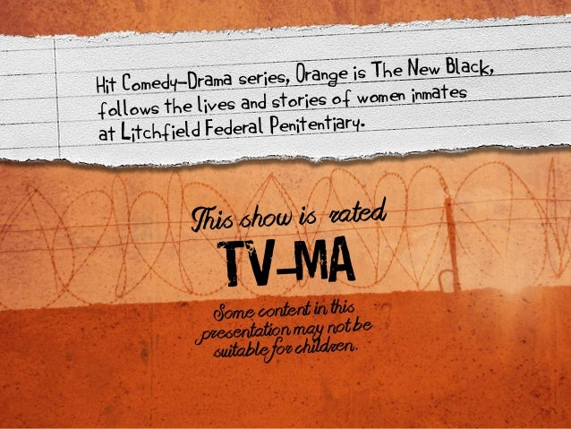 10 Business Lessons from Orange is the New Black @OITNB @Netflix Slide 2
