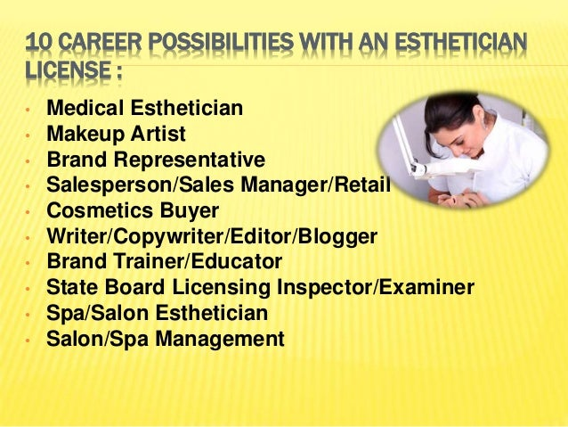 Ohio State Board Of Cosmetology Operations & Sanitary ...