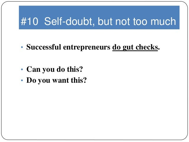 an overview of the characteristics of an successful entrepreneur 5 key characteristics of a successful entrepreneur there are certain characteristics that can significantly improve the odds of succeeding as an entrepreneur.