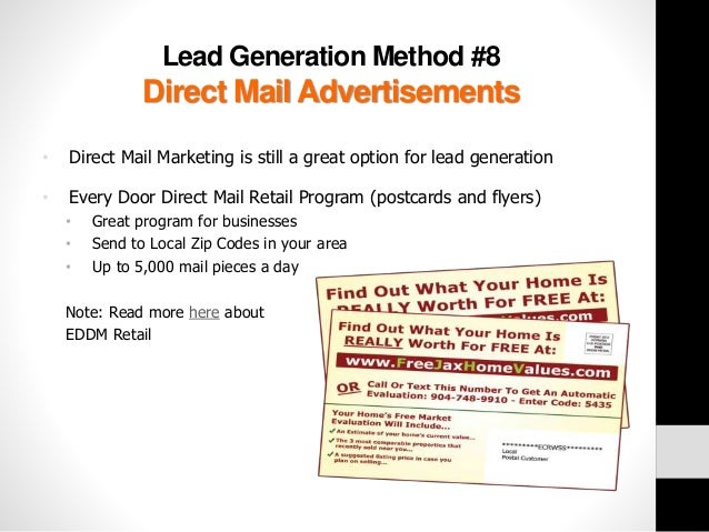 10 simple and creative lead generation strategies for