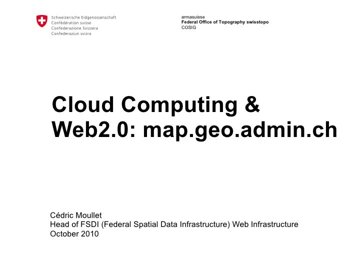 Cloud Computing and HTML5, 2010