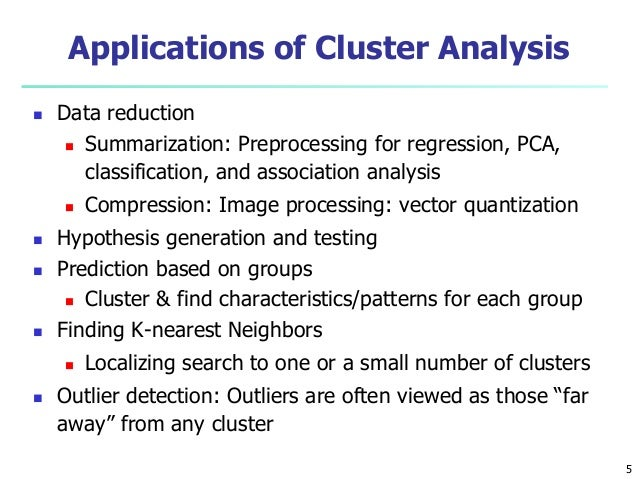 Cluster analysis matlab & simulink.