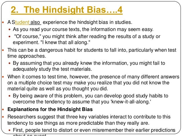 10 Cognitive Biases That Distorts Your Thinking