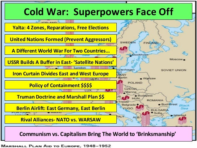 How far was the USSR Responsible for the Outbreak of the Cold War? Essay Sample
