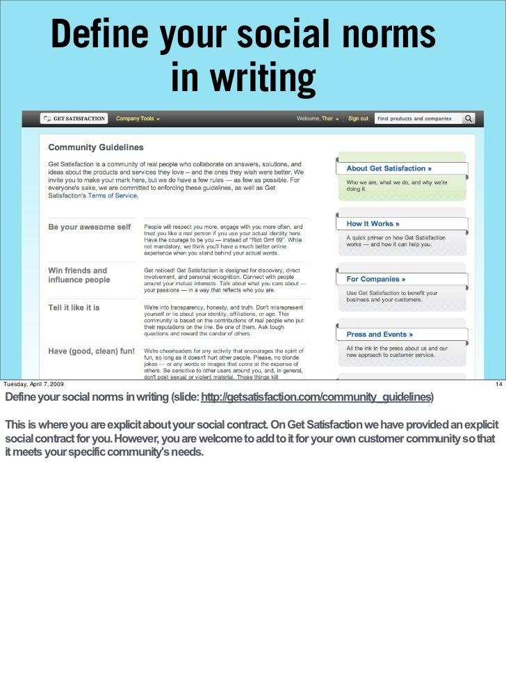 The 10 commandments of community management pdf define stopboris Images