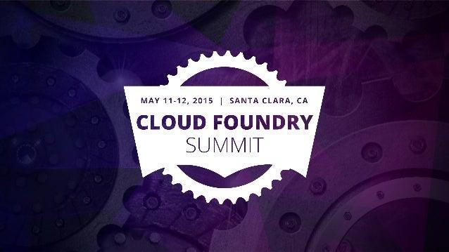 """本スライドは http://www.slideshare.net/greensight/10-common- errors-when-pushing-apps-to-cloud-foundry/ を,作者の許可を得て,"""" Noburou TAN..."""