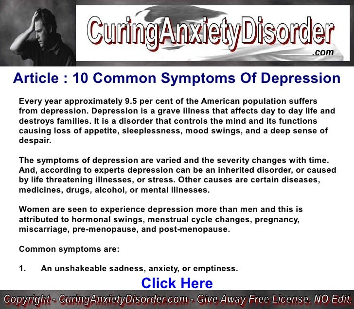 depression symptoms of depression essay Learn about potential causes, warning signs and symptoms for depression, effects and any co-occurring disorders commonly seen in adolescents and teens with depression.