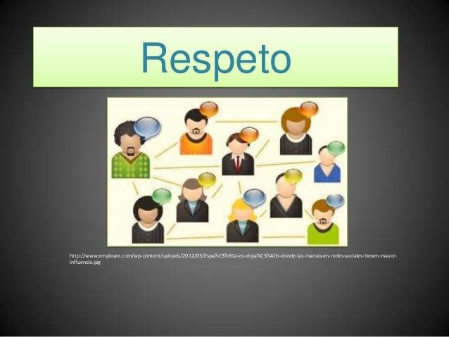 Respetohttp://www.empleare.com/wp-content/uploads/2012/03/Espa%C3%B1a-es-el-pa%C3%ADs-donde-las-marcas-en-redes-sociales-t...