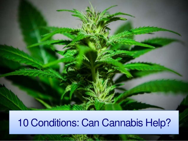 10 Conditions: Can Cannabis Help?