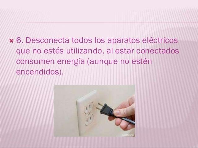10 consejos para ahorrar energ a - Aparatos para ahorrar electricidad ...