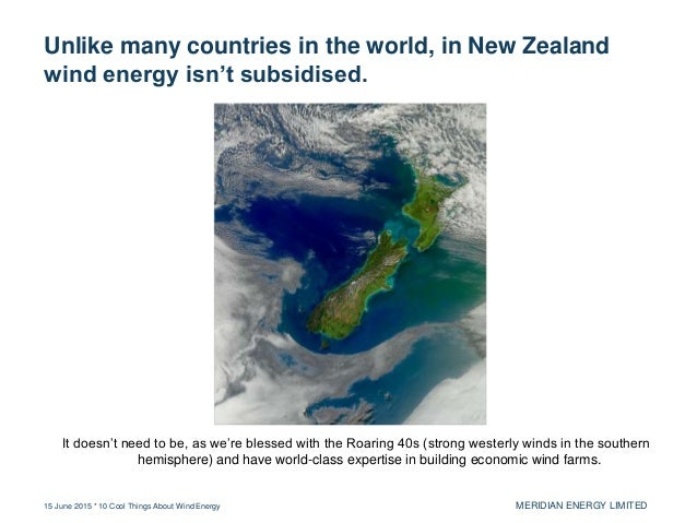 10 Cool Things About Wind Energy Slide 3