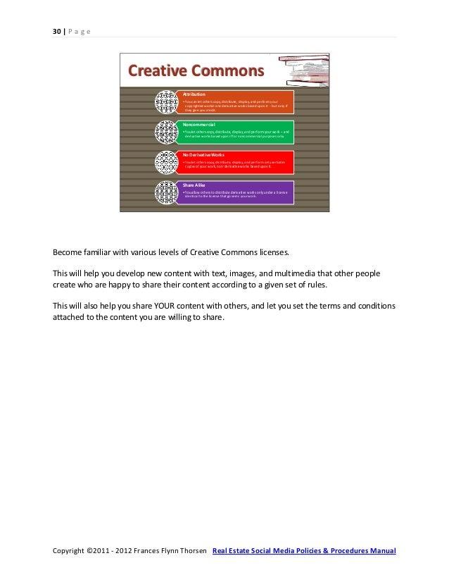 real estate policies and procedures manual