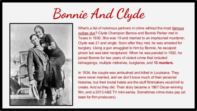 bonnie and clyde what u2019s a