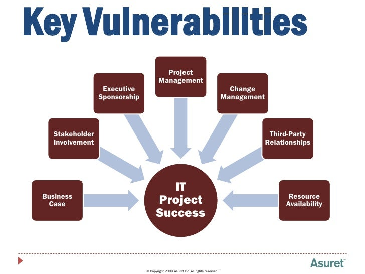Key Vulnerabilities                                           Project                                         Management  ...