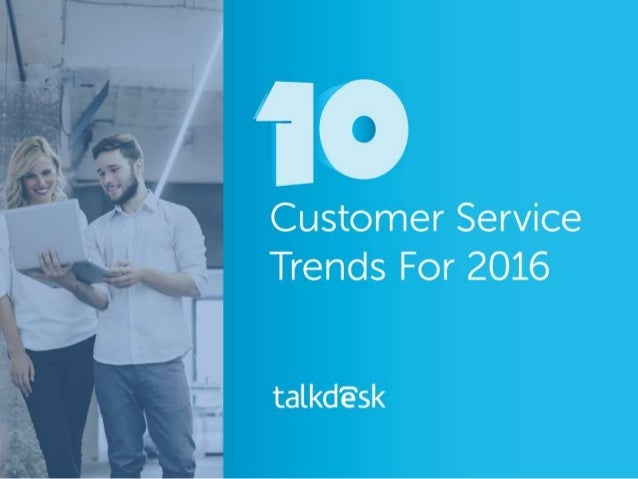 The new year is here! And with customer service and customer experience taking precedence over your sales, marketing and e...
