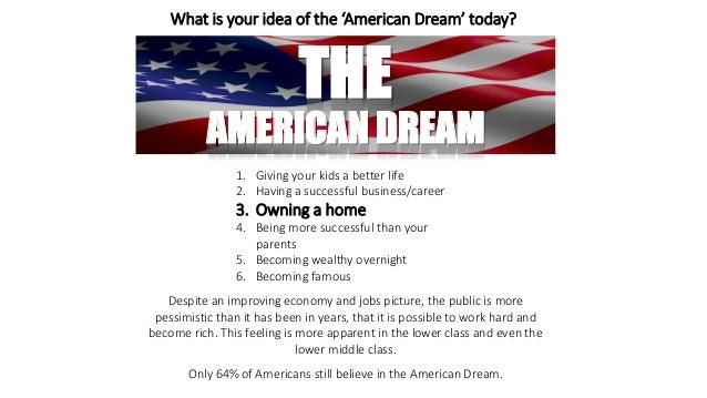 The American Dream Home Program 9-23-15