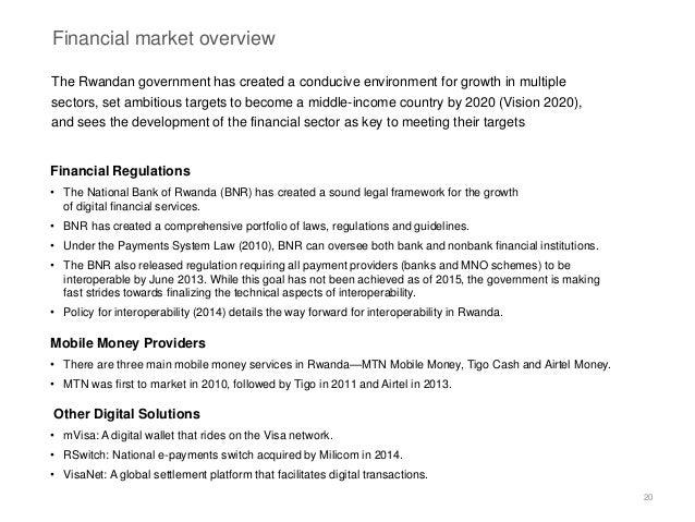 Financial inclusion Insights: Rwanda 2015